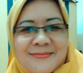 Kepala Pukesmas Lubuk Alung dr Nurafiah.