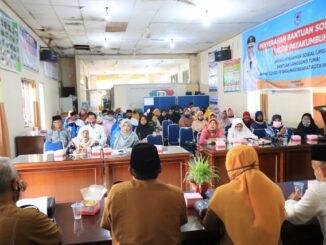Pembahasan insentif untuk guru mengaji dan guru tahfiz di Payakumbuh Utara