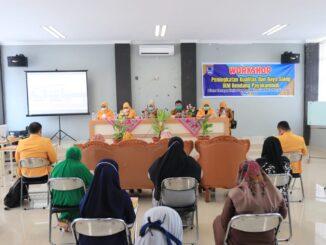 Pengurus koperasi IKM Randang Payakumbuh ikuti word shop