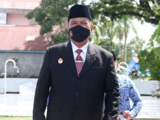 Plt Walikota Pariaman Mardison Mahyuddin