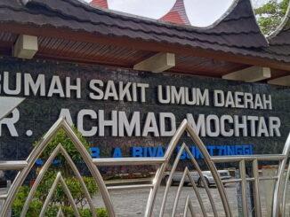 RSAM Bukittinggi.