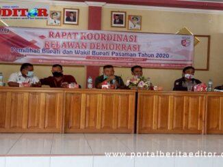 Rakor Relasi di Pasaman.