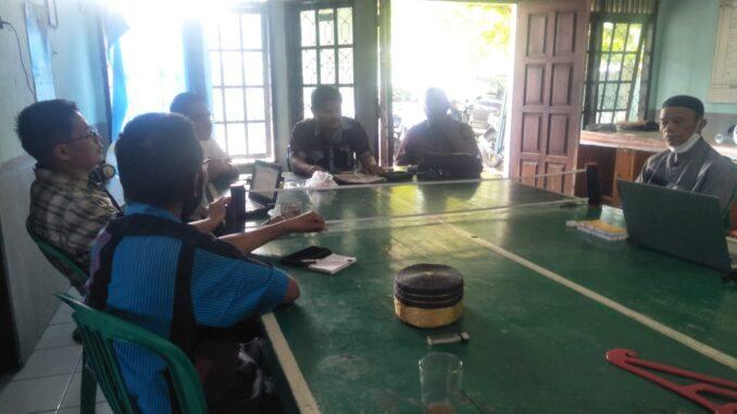 Rapat PWI Padangpariaman.