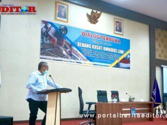 Wako Payakumbuh membuka dialog terbuka mencari benang kusut di balik Omnibus law.