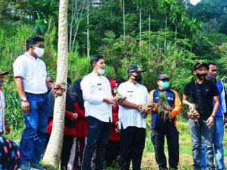 Walikota Sawahlunto dan GM. PT. Bukit Asam, Tbk.
