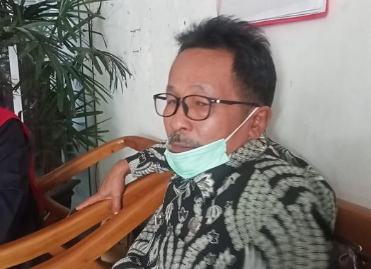 Kadinkes Bukittinggi drg.Yandra Feri.