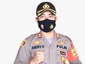 Kapolres Sijunjung AKBP. Andry Kurniawan,S.Ik, M.Hum,