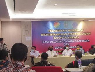 Pelatihan dan workshop yang digelar Isori Riau.