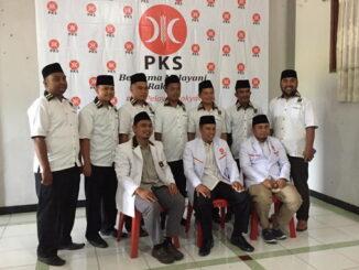 Pengurus PKS Solok Selatan.