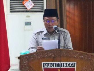 Pjs.Wako Bukittinggi.