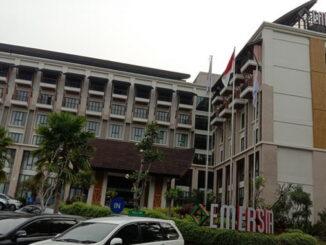 Hotel Emersia Batusangkar.