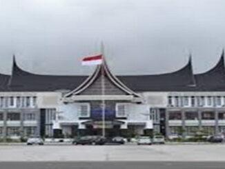 Kantor Bpati Padang Pariaman.