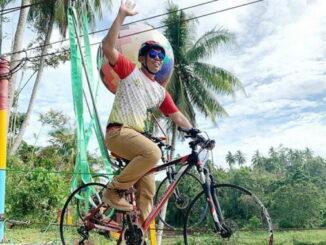 Kepala Dinas Pariwisata dan Kebudayaan Kota Pariaman, Dwi Marhen Yono.
