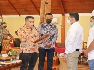 Pelantikan BPC HIPMI Kota Pariaman
