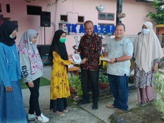 FPL Pasbar Rilis Buku Antologi Puisi 'Indonesia Sakti, Pusaka Kusayang'