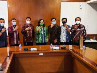 Walikota Sawahlunto dan Asisten Deputi Warisan Budaya Kemenko PMK.