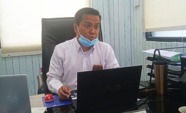 Ahmadi Manager Bagian KSA PLTU Ombilin.