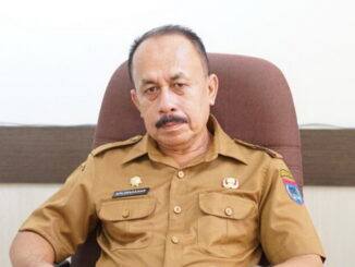 Kabag Pemerintahan Sekretariat Daerah Payakumbuh Drs Aplimadanar.