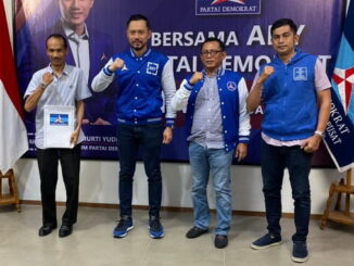 Pimpinan Partai Demokrat Kab. Solok Selatan.