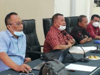 Rapat pra Musda Lemkari Sumbar.