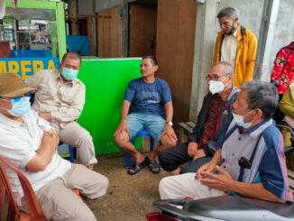 Wagub Nasrul Abit bersama masyarakat asal Sumbar.