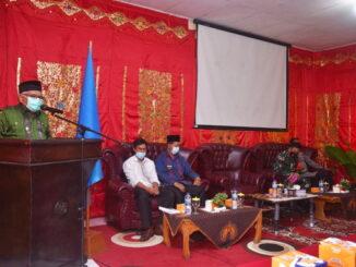 Wakil Walikota Sawahlunto Buka Musrenbang Kecamatan Silungkang.