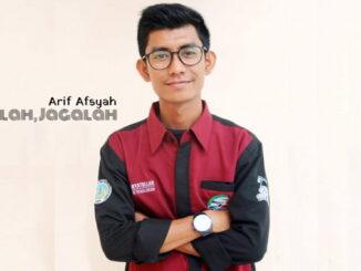 Arif Afsyah,.