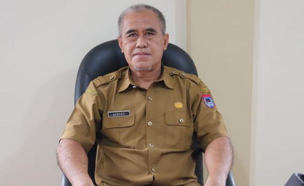 Azwardi Sekretaris Dinas Pendidikan Payakumbuh.