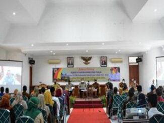 Forum Konsultasi Publik RPJMD Kab. Tanah Datar.
