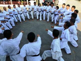 Karateka Lemkari.