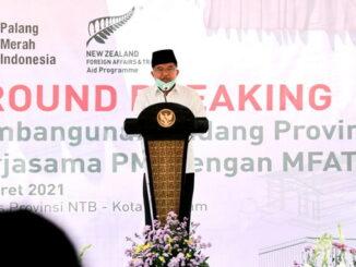 Ketua PMI M. Jusuf Kalla.
