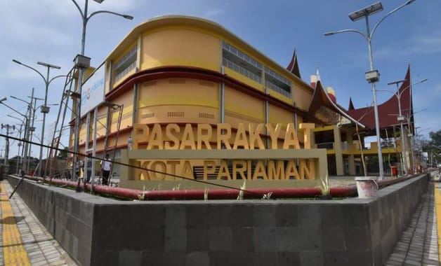 Pasar Rakyat Kota Pariaman