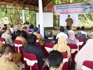 Rakor Dinas Pariwisata se Sumatera Barat.