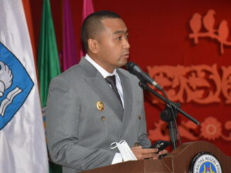 Wagub Sumbar, Audy Joinaldi.