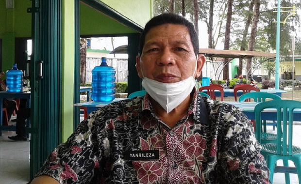 Kepala Dinas Perhubungan Kota Pariaman, Yanrileza.