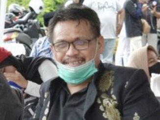 Ketua DPD PAPPRI Sumbar, Husin Daruhan, SH. Msi Dt Mangkuto.