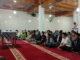 Kunjungan Tim VI Ramadhan Tanah Datar di Masjid Nurul Haq.
