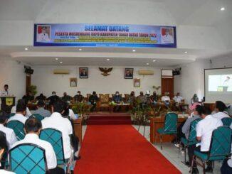 Musrenbang RKPD Tanah Datar 2022.