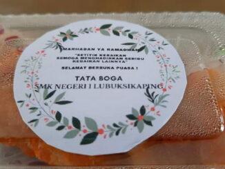 Paket pabukoan SMK 1 Lubuk Sikaping .
