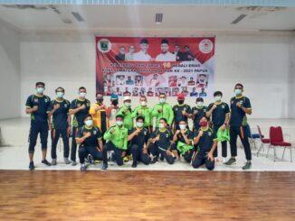 Tim Vola Tangan yang Siap Berlaga di PON XXI Papua