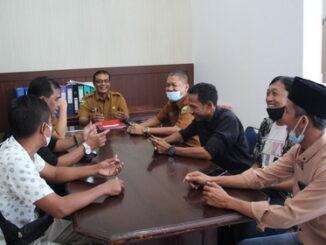 Diskusi publik di Kab. Solok.