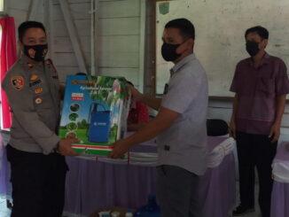 Kegiatannya di wilayah Desa Saureinu Kecamatan Sipora Selatan kabupaten kepulauan Mentawai.