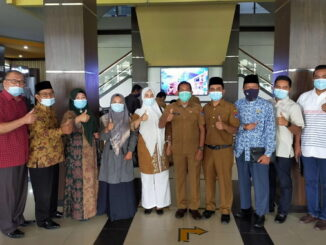 Komisi II DPRD Kampar kunker ke Bagian Kesra Sekdako Payakumbuh.