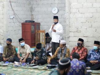 Kunjungan TSR Kab. Solok ke Mushalla Al Ikhlas Payung Sekaki.