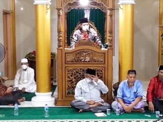 Kunjungan TSR Sumbar di Mushalla Al Falah Muaro Kalaban.