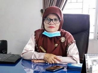 Maini, Kadis Dukcapil Kota Padang Panjang.