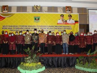 Musrenbang RPJMD Sumbar 2021 - 2026.