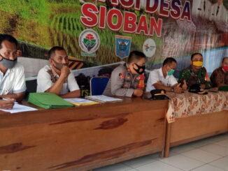 Pembagian BLT Desa Sioban kecamatan Sipora Selatan kabupaten kepulauan Mentawai.