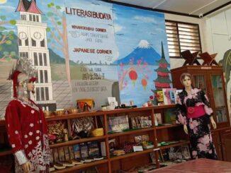 Perpustakaan SMA 4 Bukittinggi.