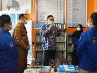Tim penilai tiga pilar berprestasi tingkat propinsi Sumbar di Kecamatan Payakumbuh Timur.